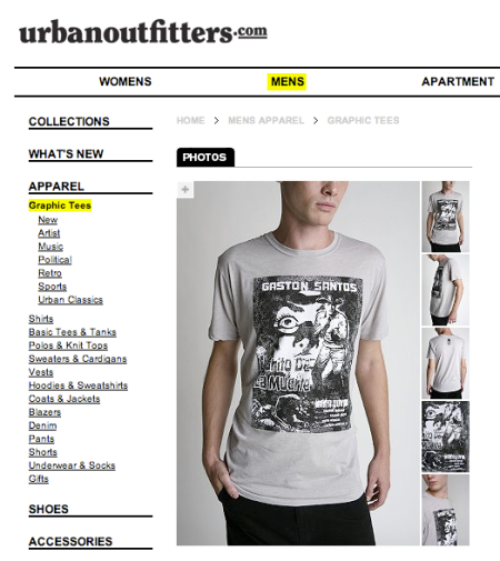 NaCo. Urban Outfitters